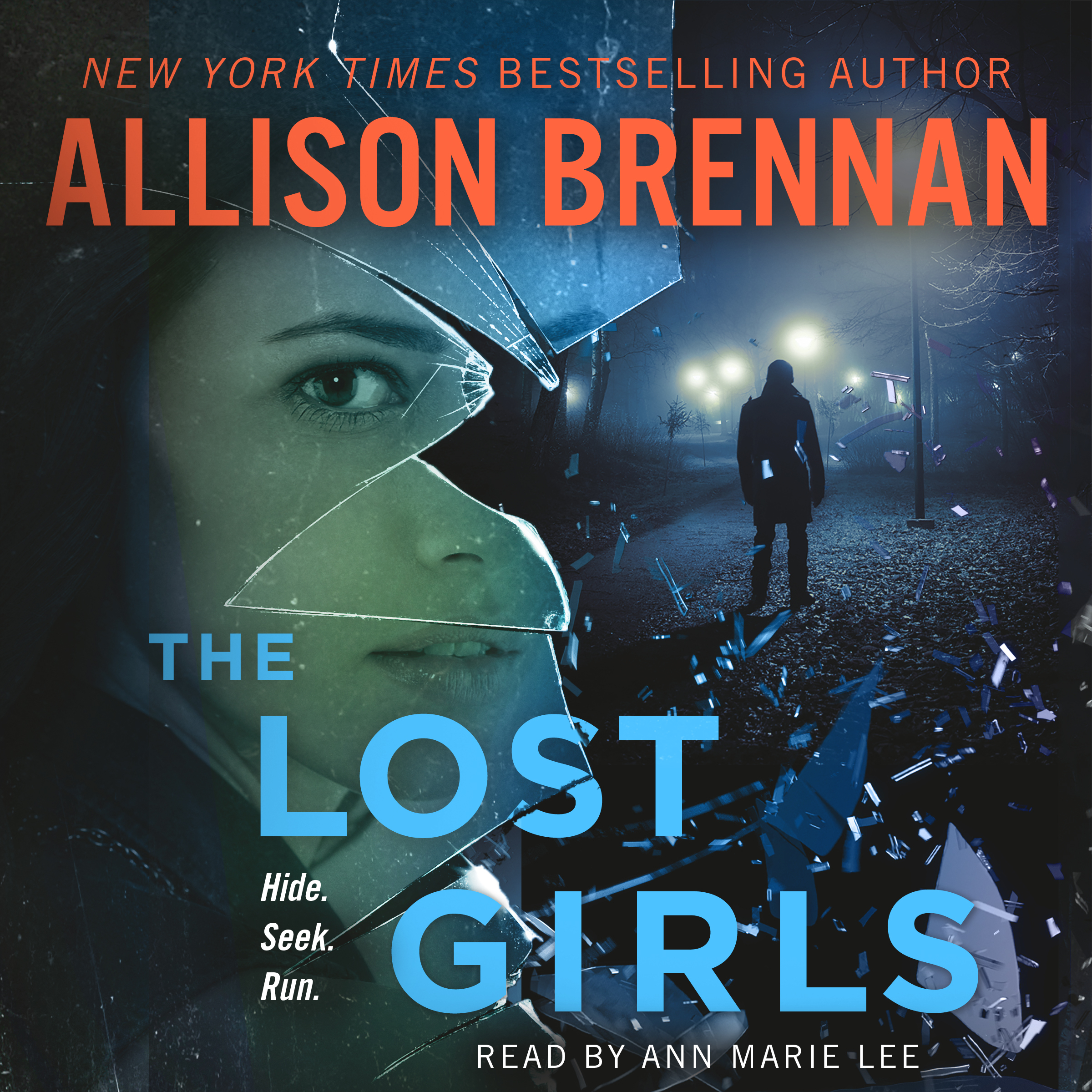 The Lost Girls by Allison Brennan (MacMillan Audio 2016)